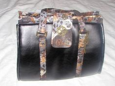 Steampunk Doctor's Bag Purse for my niece's birthday! - PURSES, BAGS, WALLETS