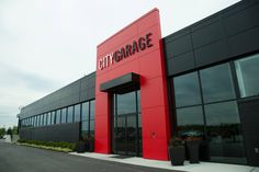 ABC's May Network held at the newly developed City Garage at Port Covington!