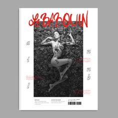 Le Babouin, magazine. on Behance