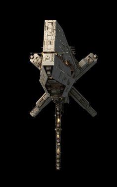 ArtStation - Kandosii-class Dreadnought, Ansel Hsiao