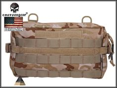 Multi-functional Waist Tactical Pouch Bag