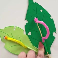 Animal Crafts For Kids, Paper Crafts For Kids, Easy Crafts For Kids, Craft Activities For Kids, Toddler Crafts, Preschool Crafts, Diy For Kids, Kids Crafts, Craft Ideas