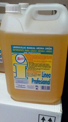 Lavavajillas manual aroma limón