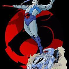 Panthro de elMete Childhood Movies, My Childhood, Best 80s Cartoons, Thundercats Cartoon, Movies Showing, Cartoon Art, Libra, Masters, Comic Art