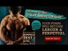 Ripped Test Ultra Reviews, Scam or Side Effects Revealed!