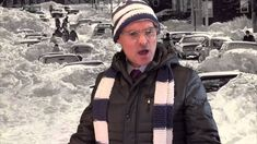 Head teacher announces 'School is Closed' with Frozen snow day song