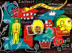 Basquiat is incredible!