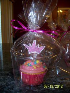 Bubblegum flavored cupcakes
