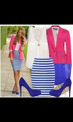 work attire or girls night