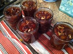 Amaretto Peach Conserve - Taste of Home! - Canning Homemade!