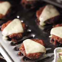 Italian Beef Patties - use Joseph's pitas for the breadcrumbs.