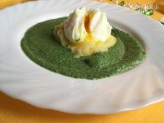 Jednoducho špenát zelený štvrtok (fotorecept)