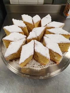 Greek Sweets, Greek Desserts, No Cook Desserts, Greek Recipes, Cookie Recipes, Dessert Recipes, Sweet And Salty, Sweet Life, Deserts