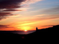 56 Mellon Charles, sunset.