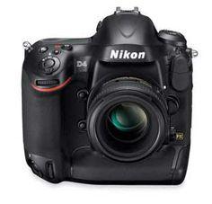Amazon.com: Nikon D4 16.2 MP CMOS FX Digital SLR with Full 1080p HD Video (Body Only): NIKON: Camera & Photo
