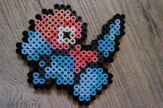 137 Porygon - Perler Beads by Vicsene
