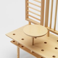 a multifunctional piece of furniture called Etta