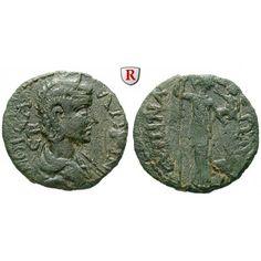 Römische Provinzialprägungen, Phrygien, Synnada, Salonina, Frau des Gallienus, Bronze, ss: Phrygien, Synnada. Bronze. Drapierte… #coins