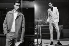 De Fursac Spring/Summer 2016 Men's Lookbook   FashionBeans.com