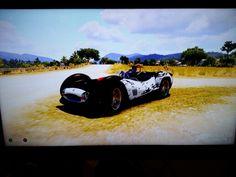 Maserati Tipo 61 by Lukynix Designs  #lukynix #xboxone #forzahorizon2 #maserati