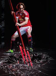 Man Utd Adidas Kit 15 16