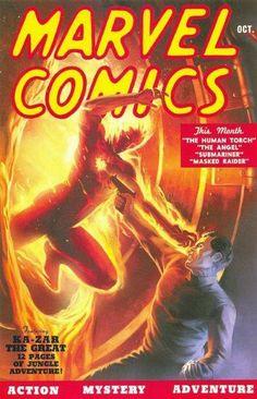Marvel Comics 70th Anniversary Special by Jelena Kevic-Djurdjevic