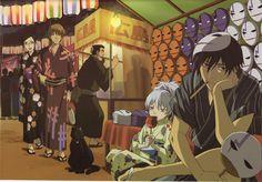 Anime Darker Than Black  Yin (Darker Than Black) Hei (Darker Than Black) Wallpaper