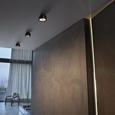 WAN CW Spot para teto by FLOS design Johanna Grawunder