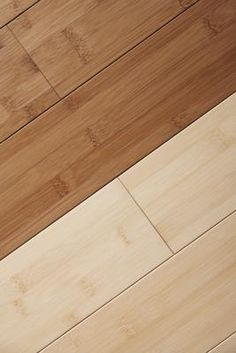 How do you clean bamboo floors?
