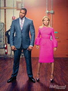 THR's 35 Most Powerful People in Media 2013: Kelly Ripa and Michael Strahan