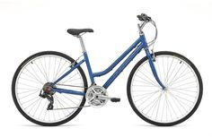 Ridgeback Motion Open Frame Womens 2015 - Hybrid Sports Bike - 21 speed £290