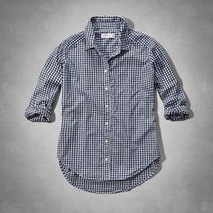 Lightweight Boyfriend Shirt
