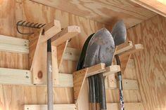 Storage In Garage- CLICK PIC for Many Garage Storage Ideas. #garage #garagestorage