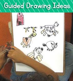 """Week 10 is all about Farm Fun! This post includes recommendations for read aloud farm books, graphing our favorite animals, """"Our School Far. Drawing Journal, Drawing Lessons, Drawing Ideas, Drawing Stuff, Drawing Board, Kindergarten Crafts, Teaching Kindergarten, Preschool Literacy, Teaching Ideas"""