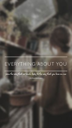 Everything About You // One Direction // ctto: @stylinsonphones (on Twitter)