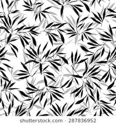 Find Floral Seamless Pattern Bamboo Leaf Background stock images in HD and millions of other royalty-free stock photos, illustrations and vectors in the Shutterstock collection. Leaf Background, Background Patterns, Leaf Illustration, Bamboo Leaves, Leaf Drawing, Seamless Textures, Pattern Art, Textures Patterns, Floral