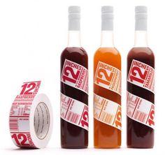 packaging, creative, design,idea, tape etiquette
