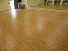 Milford YMCA Group Ex floor After.