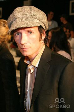 "Mercedes-benz Fall 2005 Fashion Week: "" Harveys "" Collection (Celeb) at Smashbox Studios in Culver City , CA Photo By:jaimie Rodriguez-Globe Photos, Inc 2005 Scott Weiland Velvet Revolver, Scott Weiland, In Loving Memory, Pilots, Mercedes Benz, Temple, Globe, Grunge, Photo Galleries"
