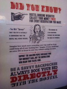 kitchen hostel rules - Pesquisa Google