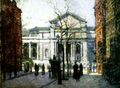 The New York Library/Paul Cornoyer, date unknown