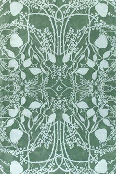 'eucalyptus' by catherine martin for -  Designer Rugs