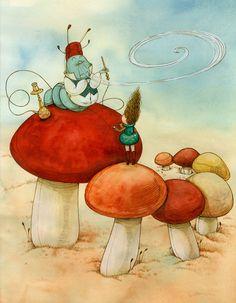 EUNYOUNG SEO - professional children's illustrator