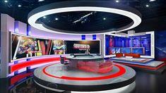 Set Design Proposal Jamuna TV Bangladesh on Behance