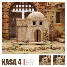 KASAS BELEN Nativity House, Design Art, Interior Design, Christmas Crafts, Sweet Home, Villas, Building, Outdoor Decor, Postive Quotes