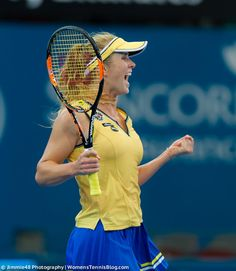 Game..Set..Match! Elina Svitolina is through to the Brisbane Tennis SF!  Tennis powerhouse from Odessa, Ukraine...