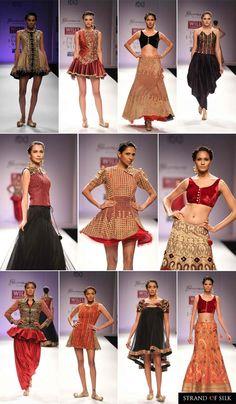 Indian Fashion - Indian Designer - Indian Fashion Week Spring Summer 2013 - Jyoti Sharma