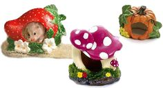 Casitas para hámster   Decoración para roedores con precios low cost • Houses for hamsters
