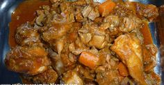 blog de recetas de cocina y libros Spanish Cuisine, Spanish Food, Puerto Rican Recipes, Mexican Food Recipes, Ethnic Recipes, Carne Asada, Pot Roast, Chicken Wings, Food And Drink