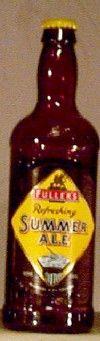 Fuller Smith & Turner - Fuller's refreshing Summer ale 3,9% pullo/hana